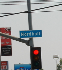 Nordhoffsign